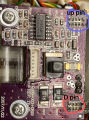 circurt board with pin number